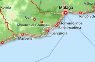 Malaga Flughafen nach Fuengirola Transfer